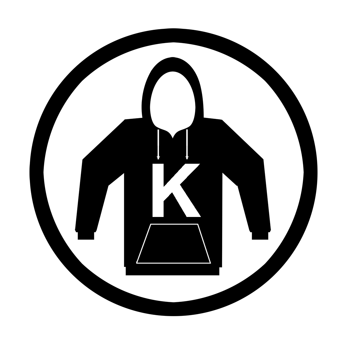 Kids Hoody Black