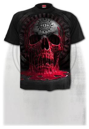 BLEEDING SOULS - T-Shirt Black