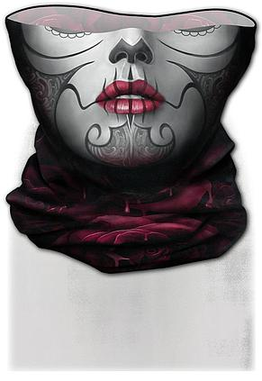 BLOOD ROSE - Multifunctional Face Wraps