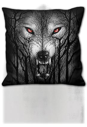 FOREST WOLF - Square Cushion