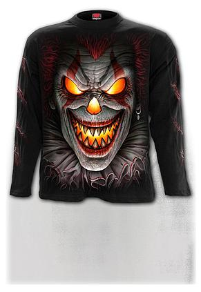 FRIGHT NIGHT - Longsleeve T-Shirt Black