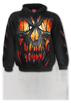 FRIGHT NIGHT - Hoody Black