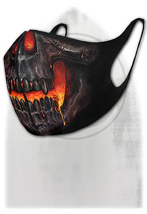 SKULL LAVA - Face Mask