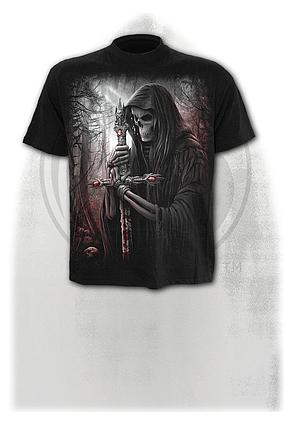 SOUL SEARCHER - T-Shirt Black