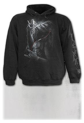 DEVOLUTION - Kids Hoody Black